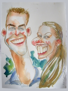 004_Caricature_EasterShow 2013
