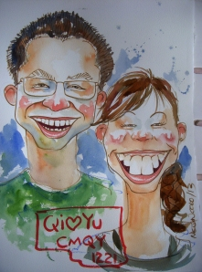 010_Caricature_EasterShow 2013