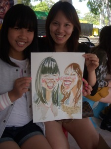 009_Caricature_EasterShow 2013