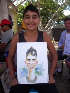 007_Caricature_EasterShow 2013