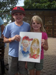 006_Caricature_EasterShow 2013