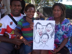 011_Caricature_EasterShow 2013