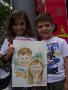012_Caricature_EasterShow 2013