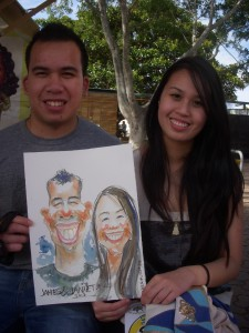 014_Caricature_EasterShow 2013