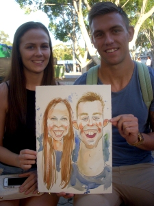 018_Caricature_EasterShow 2013