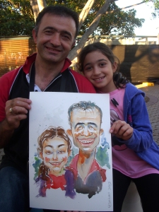 017_Caricature_EasterShow 2013