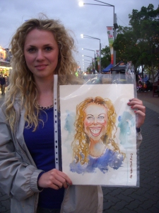 016_Caricature_EasterShow 2013